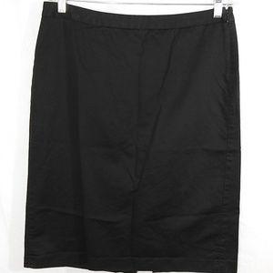 Black Banana Republic Skirt Size 12